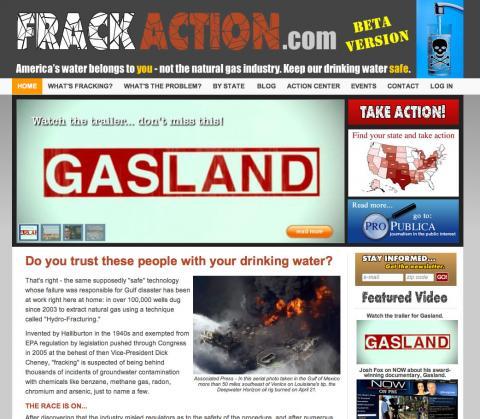 FrackAction