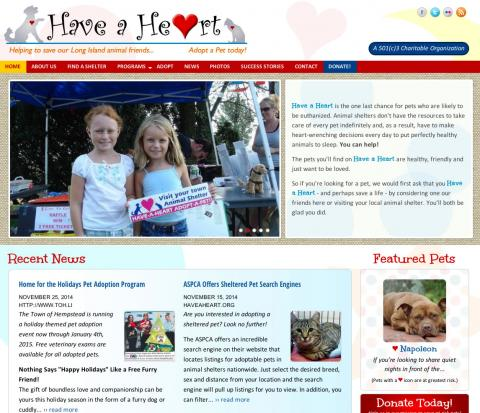 HaveaHeart Adopt-a-Pet