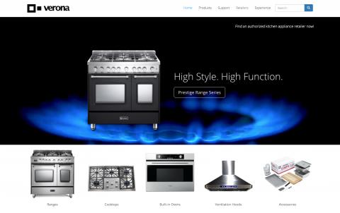 Verona Appliances - Luxury Appliances, Italian-made