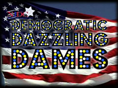 Dazzling Democratic Dames