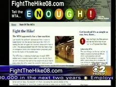 "CBS News - ""Fight the Hike"" Website"