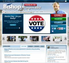 Bishop for Congress