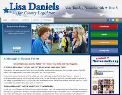 Lisa Daniels for Legislature