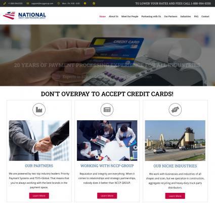 NCCP Group website